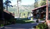 Donner Lake Village Resort Patio