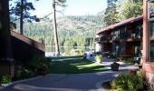 Donner Lake Village Resort Patio