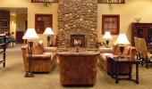 Forest Suites Resort Lobby