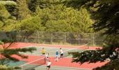 Granlibakken Conference Center and Lodge Hotel Tennis Courts