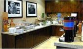 Hampton Inn and Suites Tahoe Truckee Breakfast Area