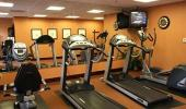 Hampton Inn and Suites Tahoe Truckee Fitness Center