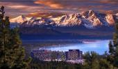 Harrahs Lake Tahoe Resort and Casino Exterior