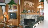 Heavenly Valley Base Area Condos Hotel Guest Living Room
