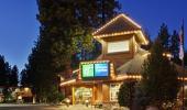 Holiday Inn Express South Lake Tahoe Front Entrance