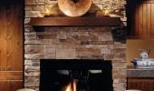 Hyatt Regency Lake Tahoe Resort Hotel Fireplace