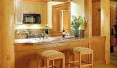 Hyatt High Sierra Lodge Hotel Guest Kitchen