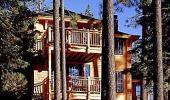 Hyatt High Sierra Lodge Hotel Front
