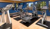 Inn By The Lake Hotel Fitness Center