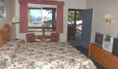 Lake Of The Sky Inn Hotel One Bedroom