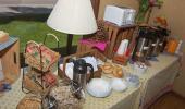 Lake Of The Sky Inn Hotel Breakfast Area