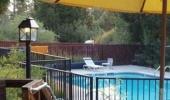 Lake Of The Sky Inn Hotel Swimming Pool