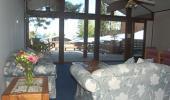 Lake Of The Sky Inn Hotel Lobby