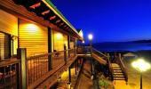 Mourelatos Lakeshore Lodge Hotel Exterior