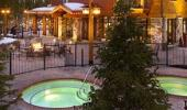 Northstar Lodge Hyatt Residence Club Hotel Jacuzzi