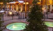 Northstar Lodge Hyatt Residence Club Hotel Jacuzzi