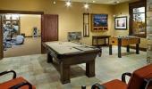 Northstar Lodge Hyatt Residence Club Hotel Game Room