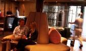 PlumpJack Squaw Valley Inn Hotel Lobby