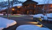 PlumpJack Squaw Valley Inn Hotel Front Entrance