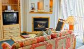 Red Wolf Lodge At Squaw Valley Hotel Studio Suite with Fireplace