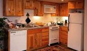 Red Wolf Lodge At Squaw Valley Hotel Kitchen