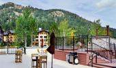 Red Wolf Lodge At Squaw Valley Hotel Outdoor Patio