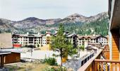 Red Wolf Lodge At Squaw Valley Hotel View from Balcony