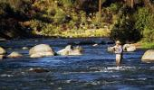 Go Fishing by The Resort at Squaw Creek Hotel