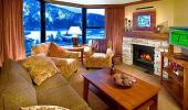 Resort at Squaw Creek Hotel Suite with Fireplace