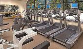 Resort at Squaw Creek Hotel Fitness Center