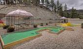 The Ridge Tahoe Hotel Mini Golf Course