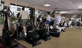 The Ridge Tahoe Hotel Fitness Center