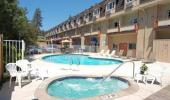 Rodeway Inn Casino Center Hotel Swimming Pool and Jacuzzi
