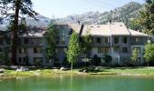 Squaw Valley Lodge Lake