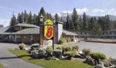 Super 8 Hotel Exterior