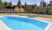 Super 8 Hotel Swimming Pool