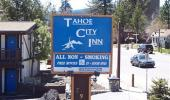 Tahoe City Inn Hotel Front Entrance