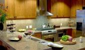 Tahoe Mountain Resorts Lodging Hotel Guest Kitchen