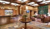Tahoe Mountain Resorts Lodging Hotel Lobby