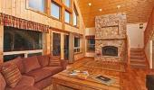 South Lake Tahoe rental interior