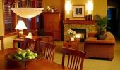 The Village at Squaw Valley Hotel Guest Dining Area