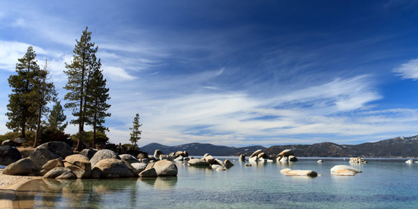 Tahoe Vacation Rentals on the West Shore
