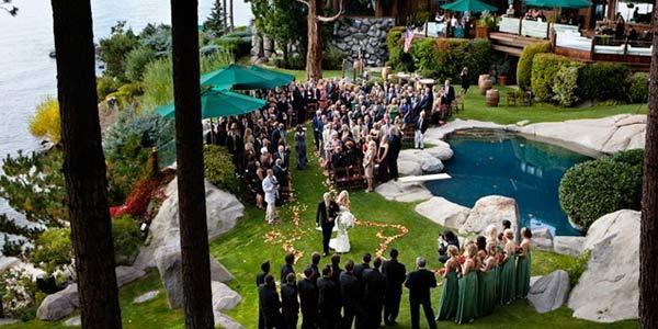 Merrily Wed Tahoe Wedding Design and Planning Tahoe City California