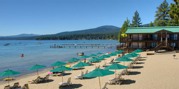 Lake Tahoe Vacation Resort Hotel
