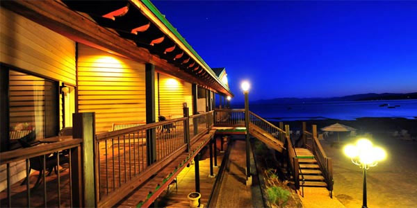 Mourelatos Lakeshore Rentals Tahoe California