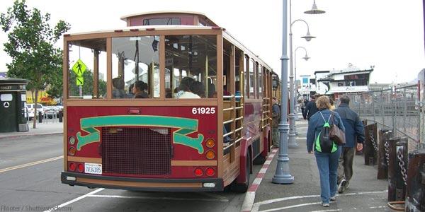 Nifty Fifty Trolley Lake Tahoe