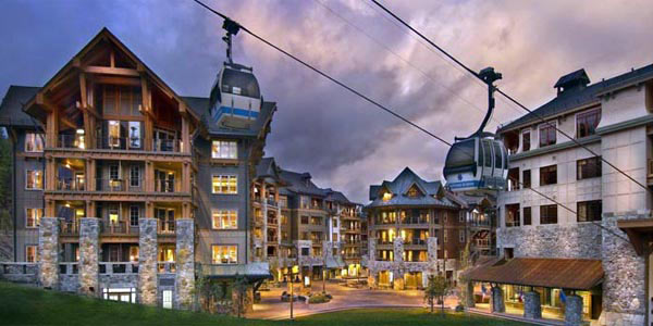 Tahoe Mountain Resorts Lodging
