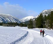 Lake tahoe nordic and cross country skiing guide royal gorge xc ski resort sciox Image collections