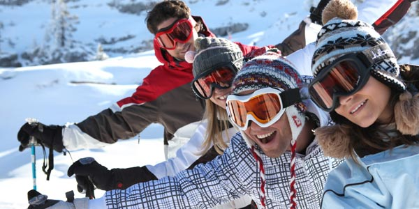 Ski Bus Trips to Lake Tahoe CA