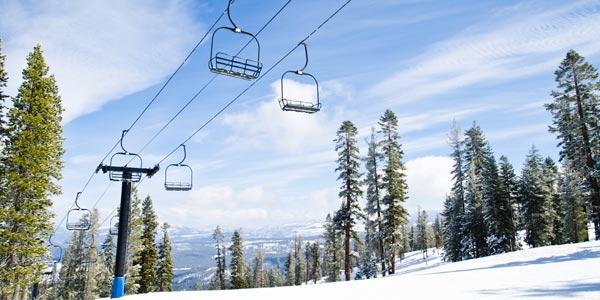 Ski in Tahoe